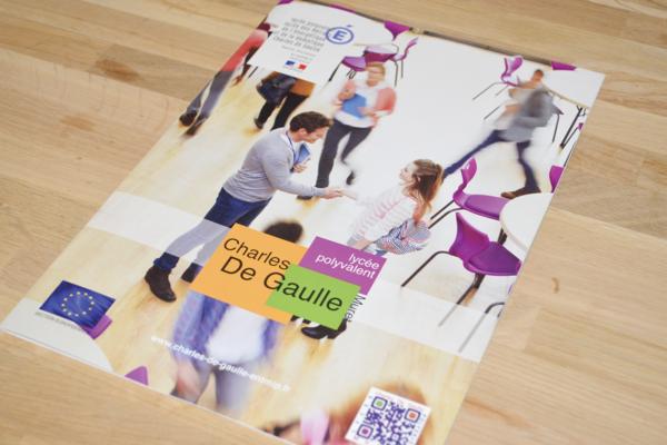 Revue Lycée Charles de Gaulles