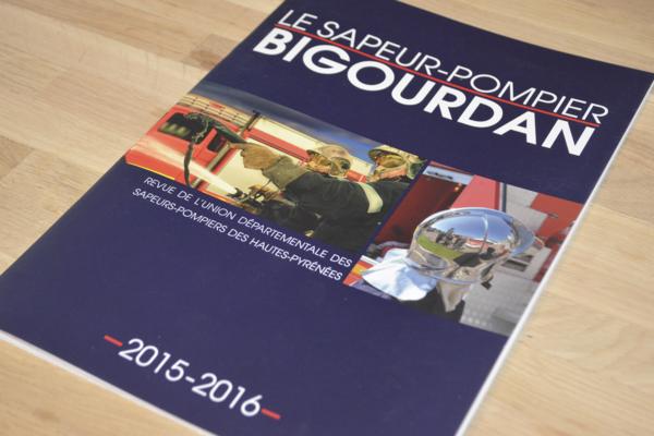 Revue des sapeurs pompiers du Bigourdan